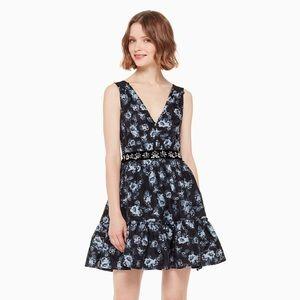 Kate Spade Prairie Rose Jewel Dress